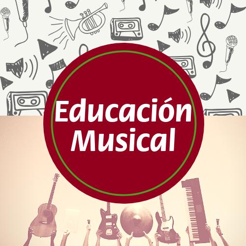 Educación Musical - 4to grado