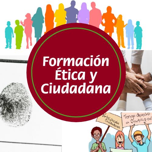Formación Ética y Ciudadana - 2do año