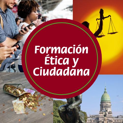Formación Ética y Ciudadana - 3er año