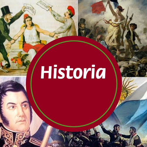 Historia - 3er año