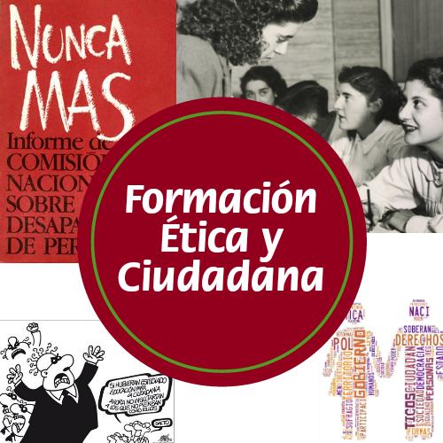 Formación Ética y Ciudadana - 4to año