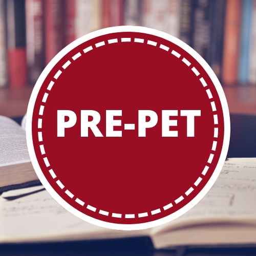 Inglés PRE-PET  - 4to año