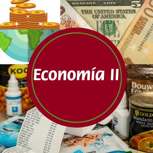 Economía II - 6to año