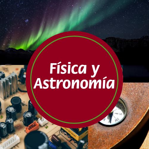 Física y Astronomía - 6to año
