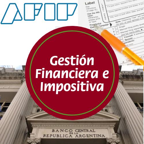 Gestión Financiera e Impositiva - 6to año