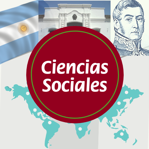 Ciencias Sociales - 3er grado